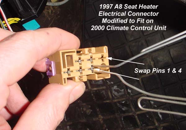 heated seats - do you think wiring is already there even if the, Wiring diagram